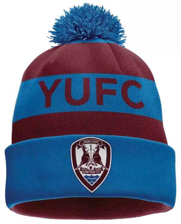 Yanchep United Custom Beanie Hat